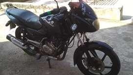 Pulsar bike ( 2012) 150 DTSI system