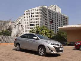 Toyota Yaris 1.5 VX CVT top model