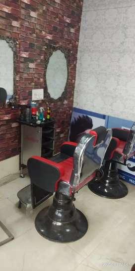 new saloon setup 25000