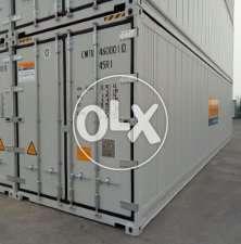 New Reefer containers for sale