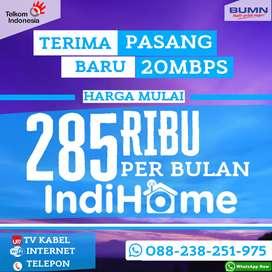 Promo murah wifi Indihome
