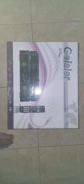 Geisler OK-3500 HDD Karaoke