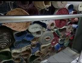 karpet Bali tidak berbulu tebal 5 mm