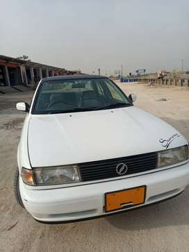 Nissan sunny 1993 automatic