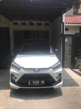 Toyota Raize TSS 2021