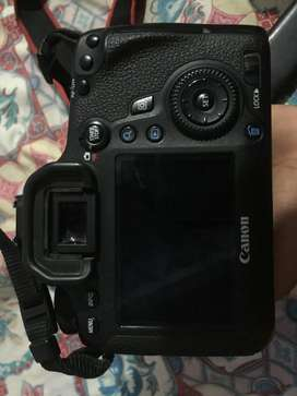 Canon 6d with box