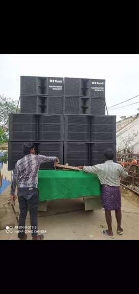 DJ sound system for rent