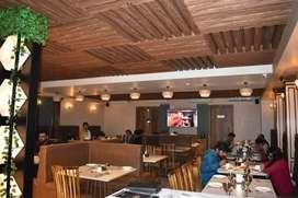 Running Garden Restaurant and Bar on Rent Swargate