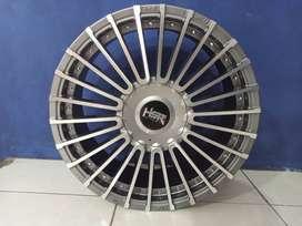 cicilan velg HSR AMARASI JD7020 HSR R15X65 H8X100-114,3 ET40 HS