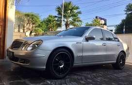 Jual BU: Mercedes Benz E260-W211
