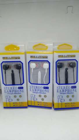 Headset - earphone Wellcomm smooth Bass