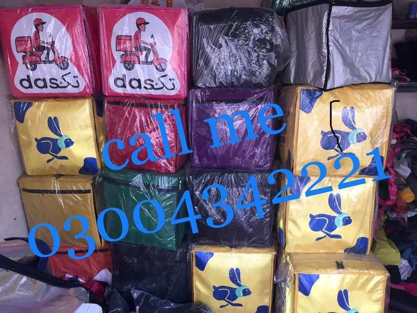 hot boxes home delivery bags and pizza oven and coffee machine 0