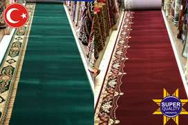 Karpet masjid mewah import tipe super premium pasang Pati