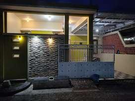 Disewakan rumah minimalis full furnish, lokasi strategis
