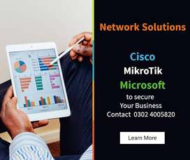 Computer Network Solution and Support