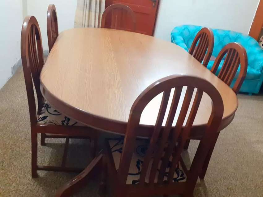 Wooden Dining Table 0