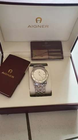 Aigner Cortina Stainless steel