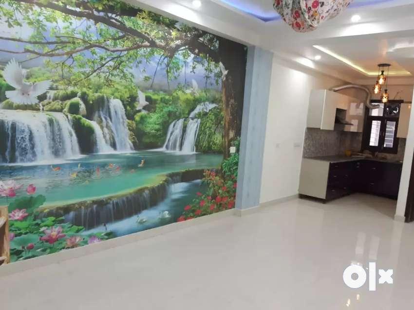 3 BHK floors for sale near dwraka sec-8 0