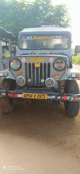 Mahindra Jeep 2005 Diesel 128490 Km Driven