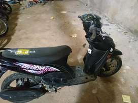 Yamaha Mio sporty tahun 2011
