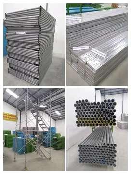 Scaffolding kapolding steger andang galam bambu rental sewa jual 432