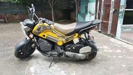 Modal name - Navi Brand - Honda color-yellow  patrol tank -5 ltr