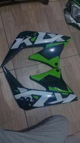 Cover body + jok KLX 150S