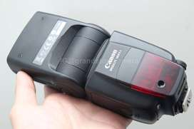 Speedlight Flash Canon 580 EX II Murah