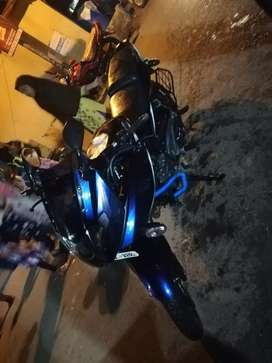 Pulsar 220 1party very good condition