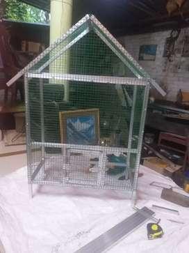 Aluminium  cage forsale