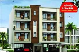 2Bhk jda approved Lonable flat for sale