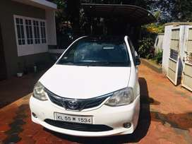 Toyota Etios Liva 2012 RE-REG Diesel Good Condition