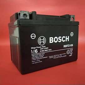 Bosch aki motor mf untuk honda beat vario 110 verza new mega pro
