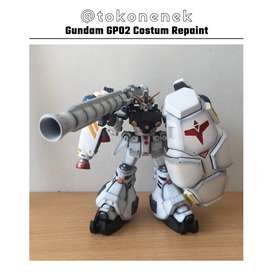 Model Kit Gundam GP02 Costum Repaint HG