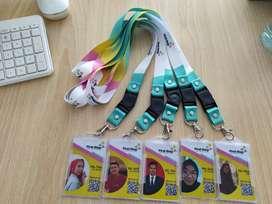 Cetak Id Card Custom Full Set