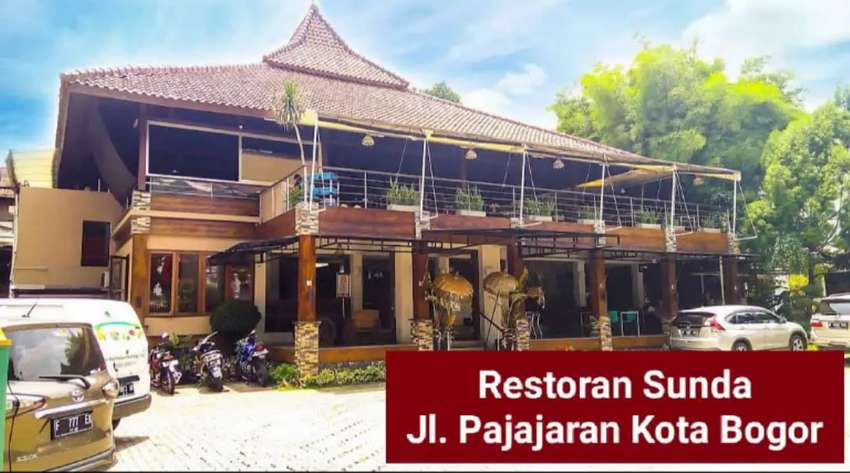 Dijual Resto di Jalan Pajajaran Kota Bogor Jawa Barat
