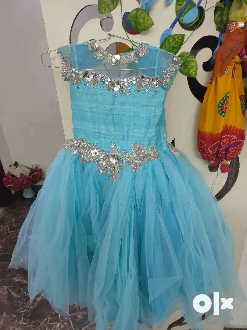 Party wear Gown Dress for 5/8 years 0