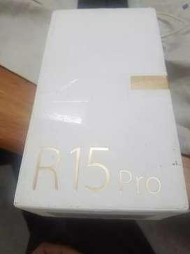 Oppo R15 pro Ram 6/128 storage