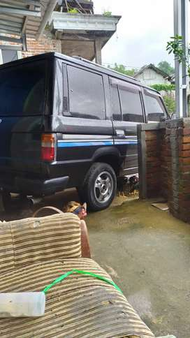Kijang super AC power stering atas nama pajak panjang AA Temanggung