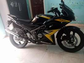 Kawasaki ninja rr thn 2014 bln 9 pajak panjang thn 2020 istimewah