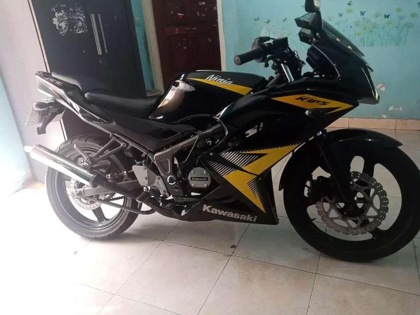 Kawasaki ninja rr thn 2014 bln 9 pajak panjang thn 2020 istimewah 0