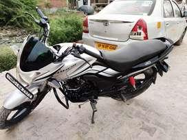 I am purchasing new bike TVS Apache 160 4v BS6 model