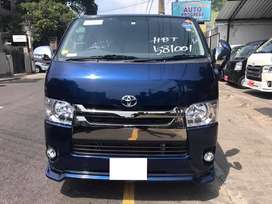 Totoya Hiace .. on 20% Down Payment