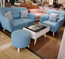 soffa U modern murah