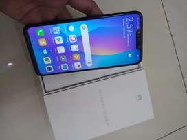Huawei nova 3i ram 4/128 fullset like new