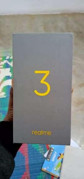 Realme 3 4gb ram 64gb rom