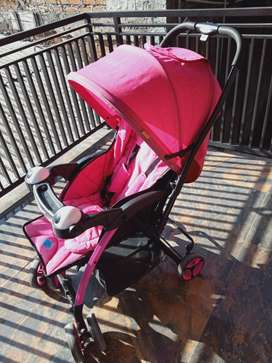 Stroller labeille polo