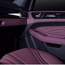 Car interior designing