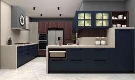 Salt kitchen studio ( Modular kitchen Maker)