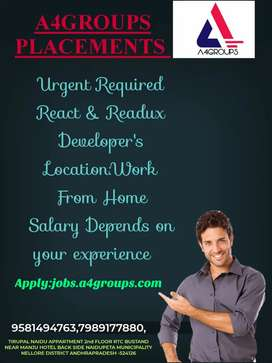 Urgent reqired web developer